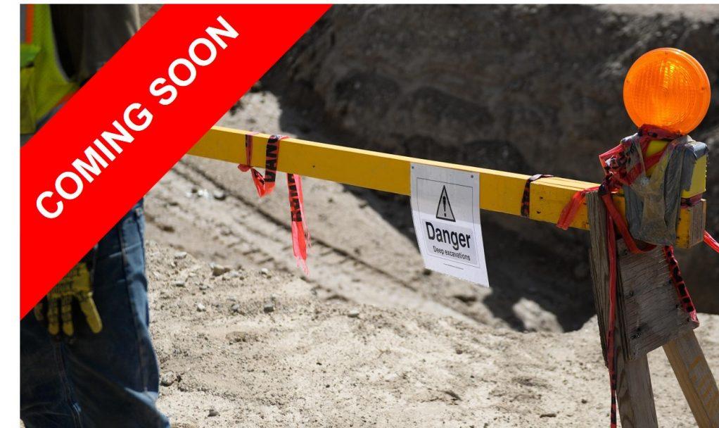 Excavations – coming soon