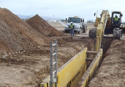 Excavation Safety in Construction (Spanish)
