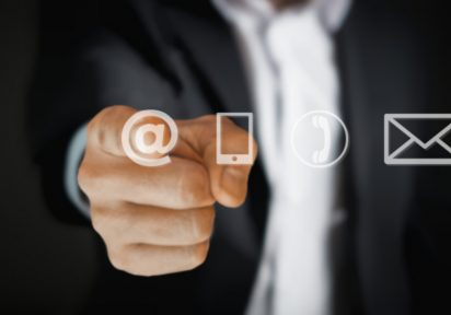 E-Mail and Corporate Communications
